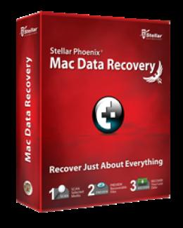 Stellar Phoenix Macintosh Data Recovery V6.0
