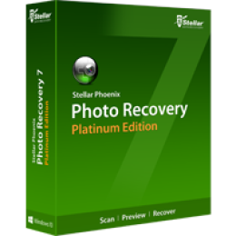 Stellar Phoenix Photo Recovery Platinum Windows
