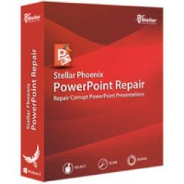 Stellar Phoenix Powerpoint-Reparatur