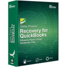 Stellar Phoenix Recovery für Quickbooks