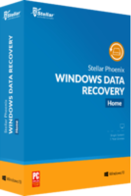 Promo Code for Stellar Phoenix Windows Data Recovery Home (1 Year License)