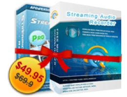 Streaming Video Recorder + Streaming Audio Recorder Commercial License