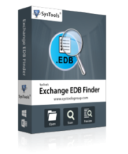 Free SysTools EDB Finder Promotion