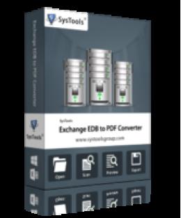 SysTools Exchange EDB to PDF Converter Promo Code