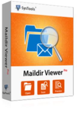 SysTools Maildir Viewer Pro Promo