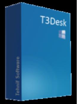 T3Desk 2014 Pro + (plus kostenloses Upgrade auf 2015 Version)