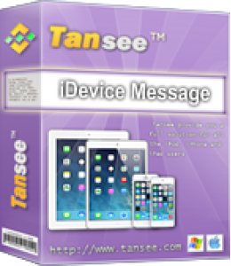 15% Tansee iOS Message Transfer (MAC) 1 year License Promo Coupon