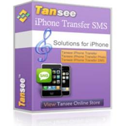 Tansee iPhone / iPad / iPod SMS & MMS & iMessage Übertragung