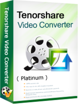 Tenorshare Video Converter for Windows