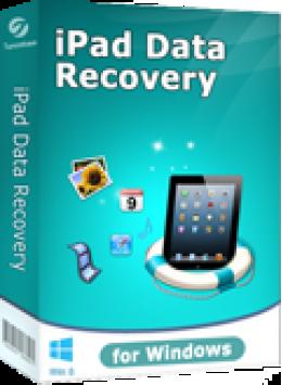 Tenorshare iPad Data Recovery for Windows