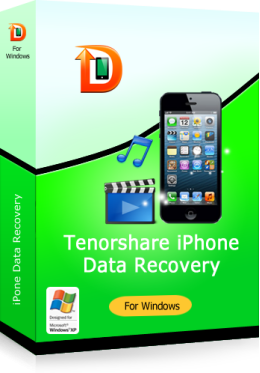Tenorshare iPhone 4 Data Recovery pour Windows