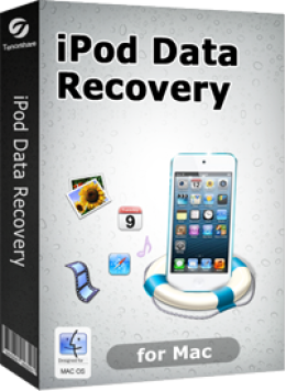 Tenorshare iPod Data Recovery for Mac