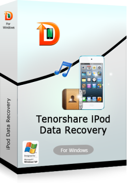 Tenorshare iPod Touch 4 Data Recocery for Windows