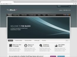The Block WordPress Theme - Extended Licence