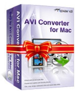 Tipard AVI Converter Suite pour Mac