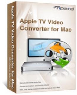 Tipard Apple TV Video Converter para Mac