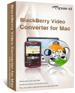 Tipard Blackberry Video Converter für Mac