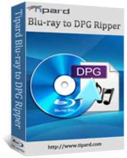 Tipard Blu-ray zu DPG Ripper