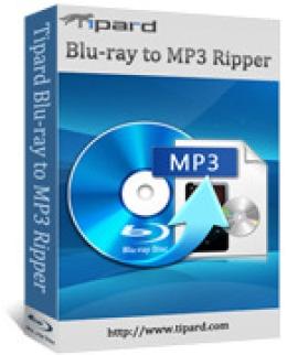 Tipard Blu-ray zu MP3 Ripper