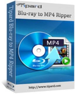 Tipard Blu-ray a MP4 Ripper