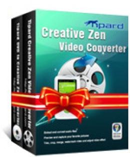Tipard Creative Zen Converter Suite