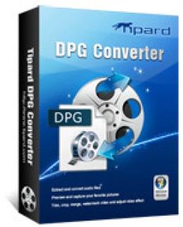Tipard DPG Converter