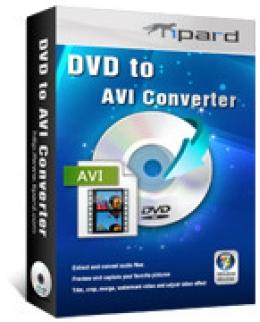Tipard DVD to AVI Converter