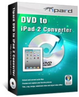 Tipard DVD to iPad 2 Converter