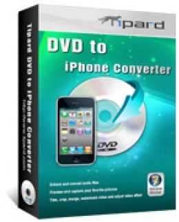 Tipard DVD to iPhone Converter