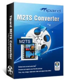 Tipard M2TS Converter