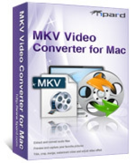 Tipard MKV Video Converter für Mac