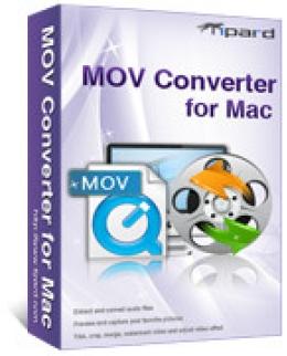 Tipard MOV Converter für Mac