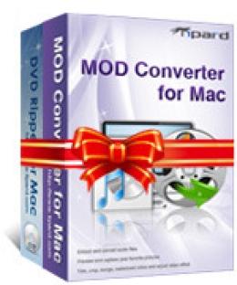 Tipard Mod Converter Mate para Mac