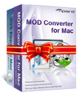 Tipard Mod Converter Mate pour Mac