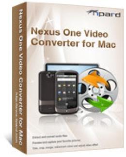 Tipard Nexus One Video Converter für Mac
