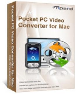 Tipard Pocket PC Video Converter pour Mac