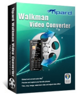 Tipard Walkman Video Converter