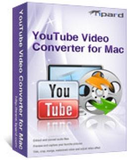 Tipard YouTube Video Converter für Mac