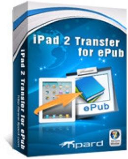 Tipard iPad 2 Transfer for ePub