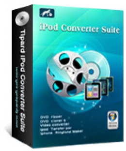 Tipard iPod Converter Suite