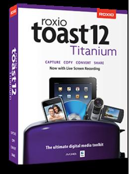 Toast Titanium 12 -Download