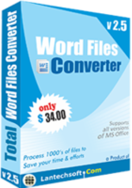 Convertisseur de fichiers Word total