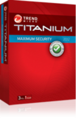 TrendMicro Maximum Security