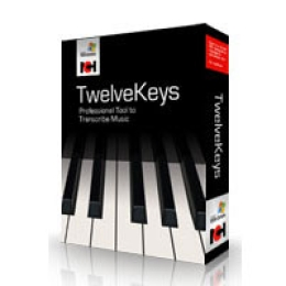 TwelveKeys Music Transcription Assistant