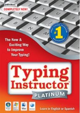 Typing Instructor Platinum - Fenster