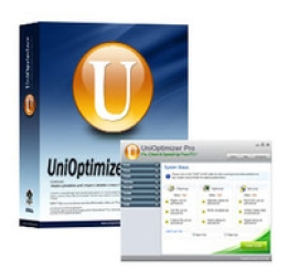 UniOptimizer Pro - 3 Computers/yr + DLL Suite