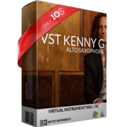 Special 15% Promo Code for VST Kenny G Special Edition Discount