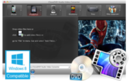 Convertidor de vídeo para Mac Pro / PC 1