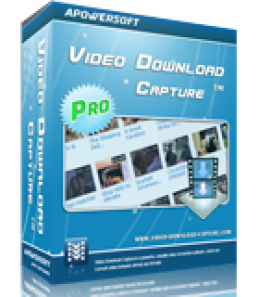Video Download Capture Commercial License