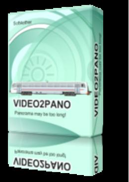 Video2pano